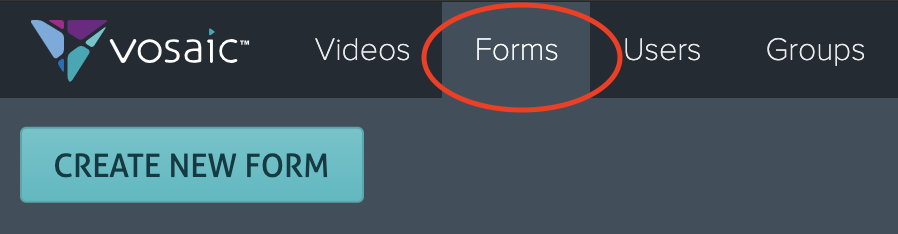 Forms Tab