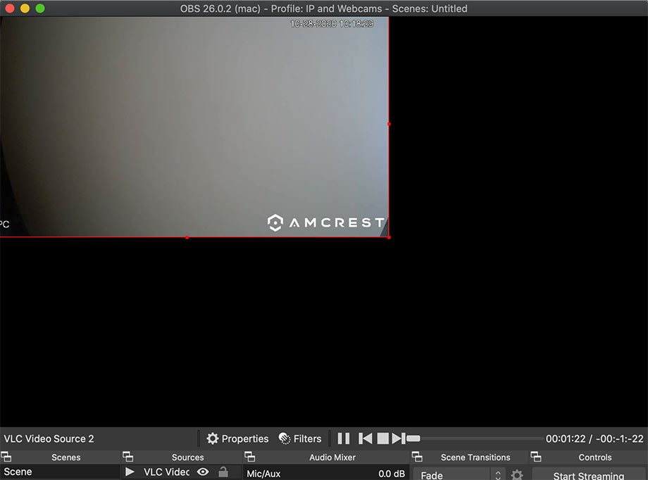 OBS Preview