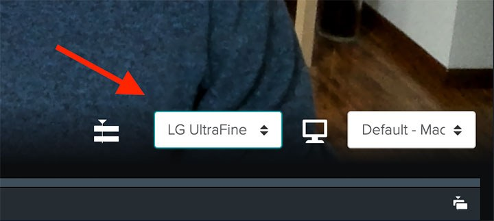 Select Video Source
